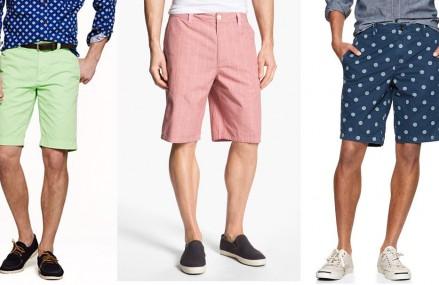 Die kurze Hosen für Herren